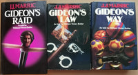 Three Books: Gideon's Raid, Gideon's Law, Gideon's Way J. J. Marric