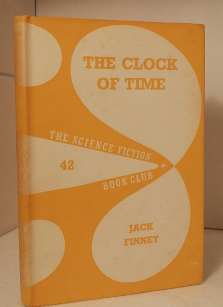 The Clock of Time by Jack Finney