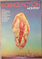 Science Fiction Monthly Magazine [Over 20 different copies - only £12 each]