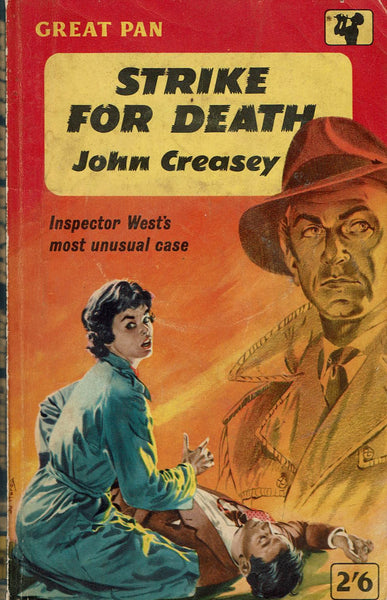 Strike for Death by John Creasey