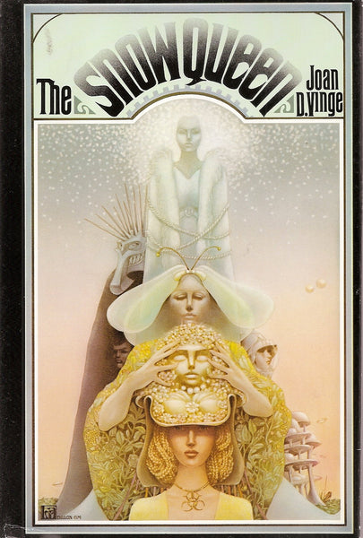 The Snow Queen by Joan D. Vinge FIRST EDITION