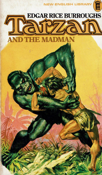 Tarzan and the Madman by Edgar Rice Burroughs
