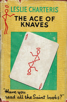 The Ace of Knaves [The Saint] by Leslie Charteris