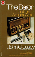 The Baron and the Arrogant Artist by John Creasey as Anthony Morton