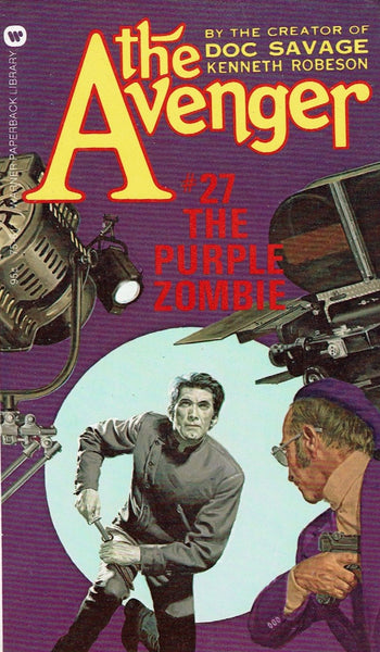 The Avenger # 27: The Purple Zombie by Kenneth Robeson