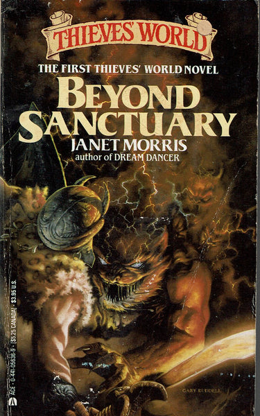 Beyond Sanctuary [The First Theives' World Novel] by Janet Morris