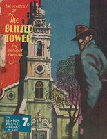 The Mystery of the Blitzed Tower by Anthony Parsons [Sexton Blake Library # 238]