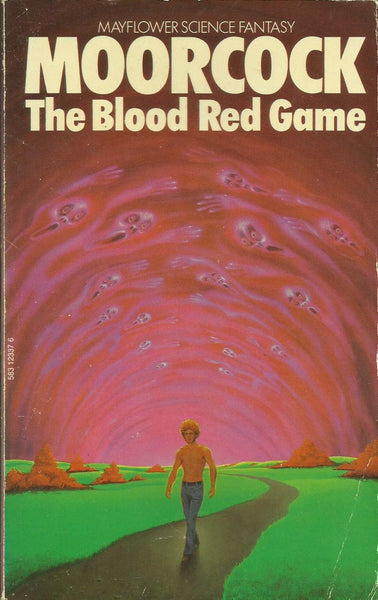 The Blood Red Game by Michael Moorcock