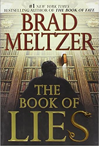 The Book of Lies by Brad Meltzer [First Edition]