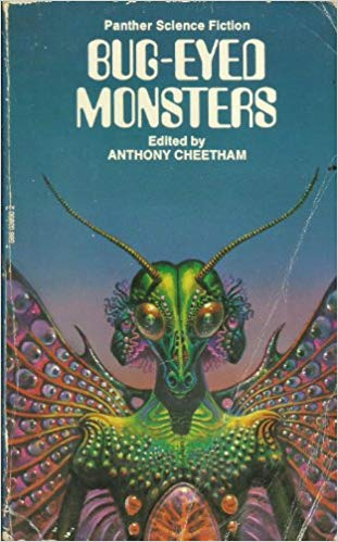 Bug-Eyed Monsters Edited by Anthony Cheetham