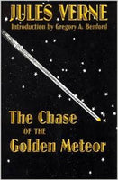 The Chase of the Golden Meteor by Jules Verne