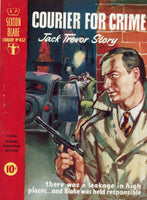 Courier for Crime by Jack Trevor Story [Sexton Blake Library # 432]