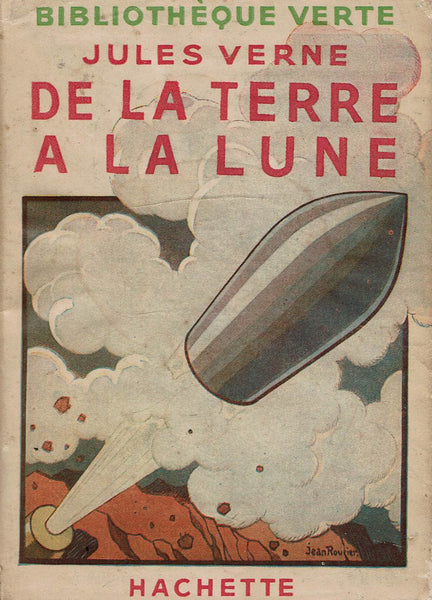 De La Terre a La Lune Jules Verne WRITTEN IN FRENCH