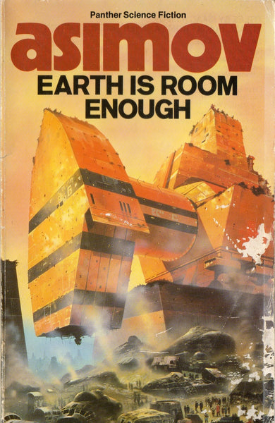 Earth is Room Enough by Issac Asimov