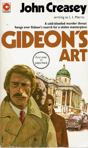Gideon's Art by John Creasey (writing as J. J. Marric)