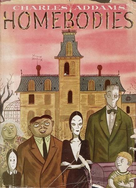 Homebodies by Charles Addams