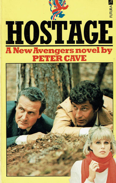 New Avengers: Hostage by Peter Cave