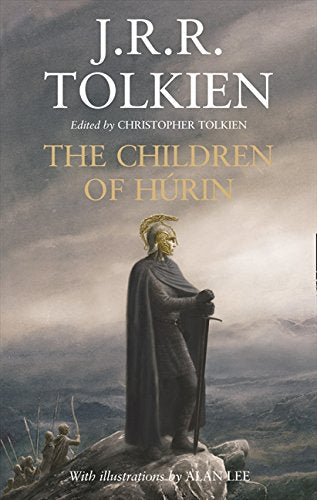 The Children of Hurin by J. R. R. Tolkien [edited by Christopher Tolkien]