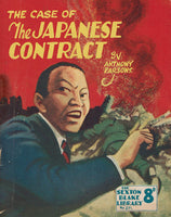 The Case of the Japanese Contract by Anthony Parsons [Sexton Blake Library #271]