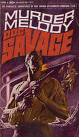 Doc Savage # 15 Murder Melody by Kenneth Robeson