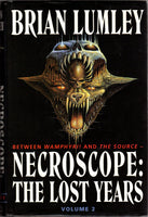Necroscope: The Lost Years Volume 2 by Brian Lumley