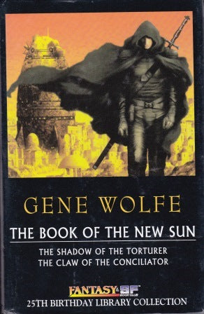 The Book of the New Sun: Shadow and Claw 25th Birthday Library Collection Gene Wolfe