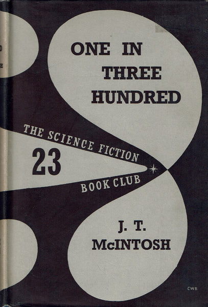 One in Three Hundred by J. T. McIntosh