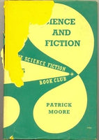Science and Fiction by Patrick Moore [used-good]