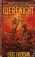 Werenight Eric Iverson [aka Harry Turtledove]
