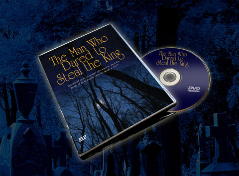 The Man Who Dared to Steal the King - DVD