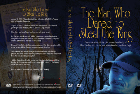 The Man Who Dared to Steal the King - Digital Download
