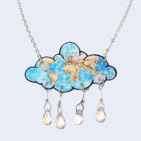 Cloud and Clear | Necklace