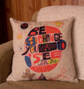 Gimme Some Change | Pillow Cover