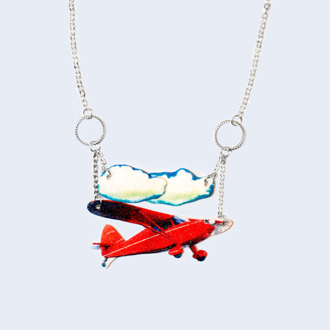 Whimsy in Plane Sight | Necklace