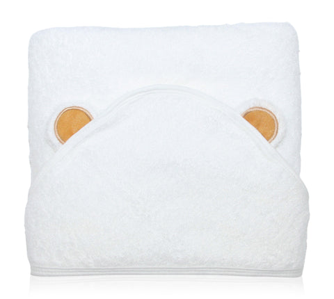 Bamboo Hooded Towel (IN STOCK ON AMAZON - LINK IN DESCRIPTION BELOW)