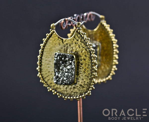 Small Gallery with Pyrite