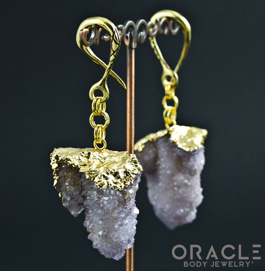 Crossover with 24k Gold Plated Spirit Quartz