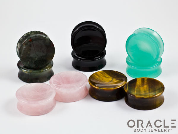 "Oracle Mystery Blemished Plugs (1-3/8"" to 4"")"