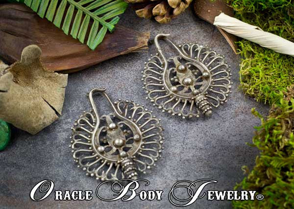 Old Sumatra Earrings
