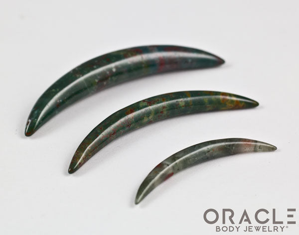 Bloodstone Septum Tusk