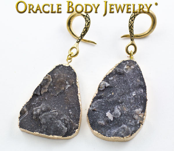 Crossover with Druzy Agate(CEL100)