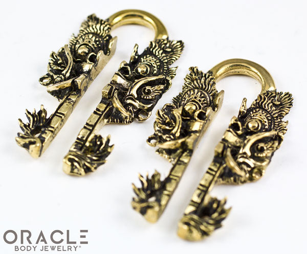 Demon Brass Weights