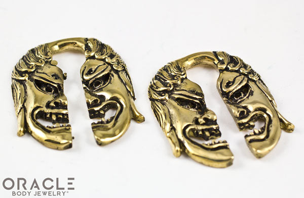 Fudo Brass Weights