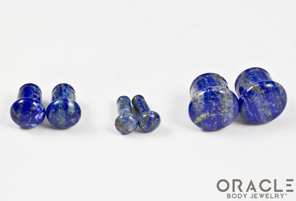 Lapis Single Flare Plugs