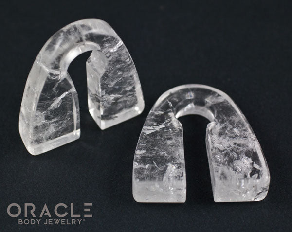 Quartz Pyramid Weights