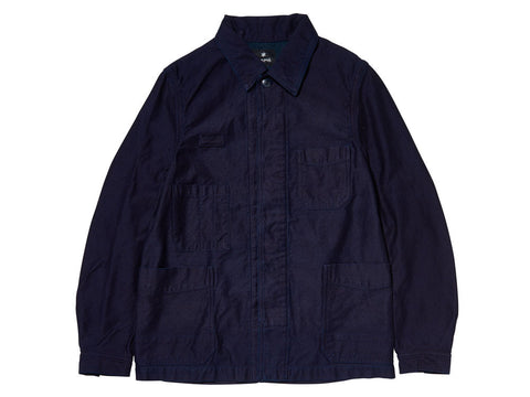 Snow Peak Moleskin Chore Coat