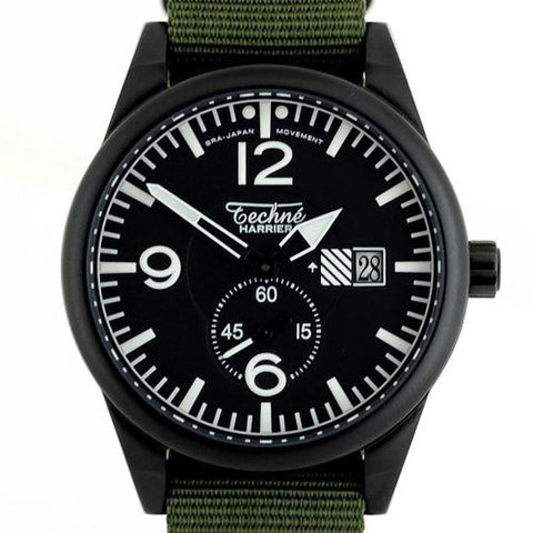 Techné Harrier 388 Pilot Watch