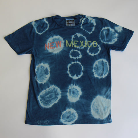 The Reed's Indigo Dyed New Mexico T-Shirt