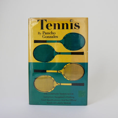 Tennis by Pancho Gonzales, 1962