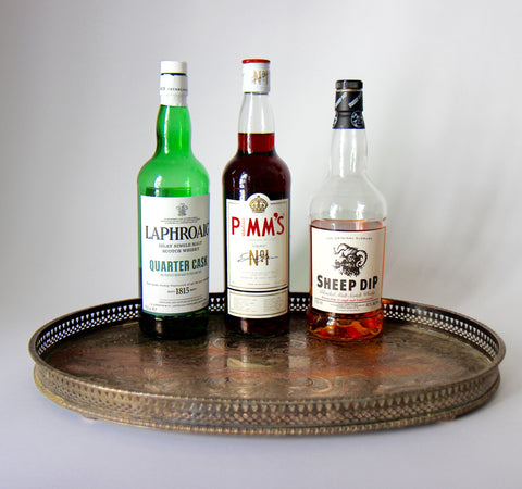 Heirloom Bar Tray